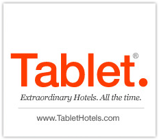 Tablet Hotels | Travel Like You Mean It